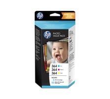 Original  Photopack Tinte color, HP PhotoSmart Premium C 410 Series