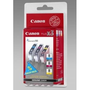 Original  Multipack Tinte color, Canon Pixma IP 6600 8714574552569