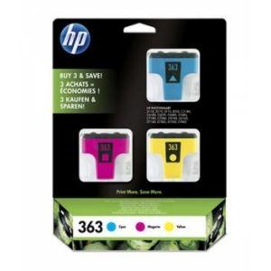 Original  3-Pack Tinte color, HP PhotoSmart 8250 0882780675414