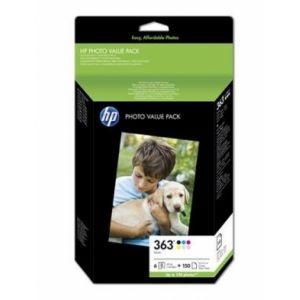 Original  Bundle Tinte color, 6-farbig, HP PhotoSmart 8250 0829160897455