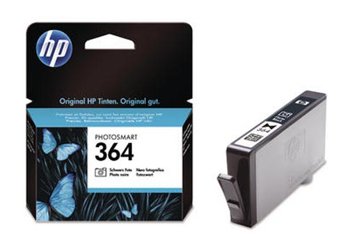 Original  Tintenpatrone photo schwarz, HP PhotoSmart Premium C 410 Series