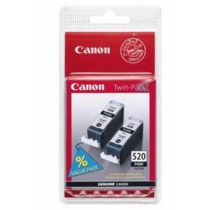 Original 2  Tintenpatronen schwarz, Canon Pixma MP 620 8714574561233
