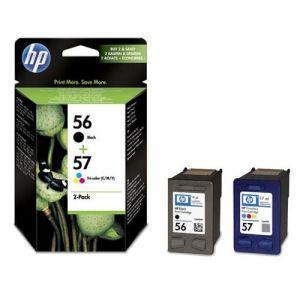 Original  Combopack Tinte schwarz, color, HP OfficeJet 4215 V 0882780316492