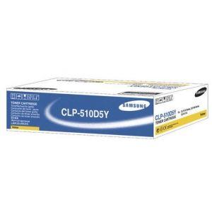 Original  Tonerpatrone gelb Samsung CLP-510 8808979362899