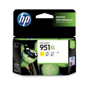 Original  Tintenpatrone gelb HP OfficeJet Pro 251 dw 0886111748945