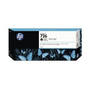 Original  Tintenpatrone matt schwarz HP DesignJet T 1300 0884420836360
