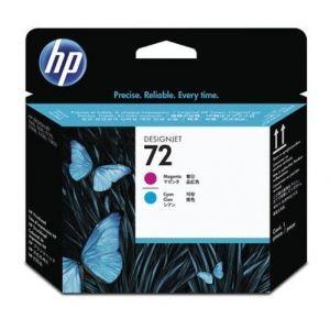 Original  Druckkopf magenta/cyan HP DesignJet T 1300 0808736779609