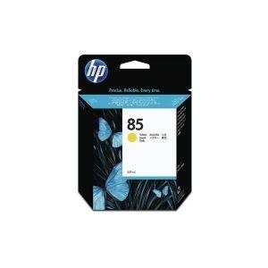 Original  Tintenpatrone gelb HP DesignJet 30 0808736670876