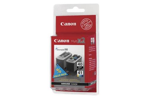 Original  Mulitpack Tinte schwarz/color Canon Pixma IP 1600