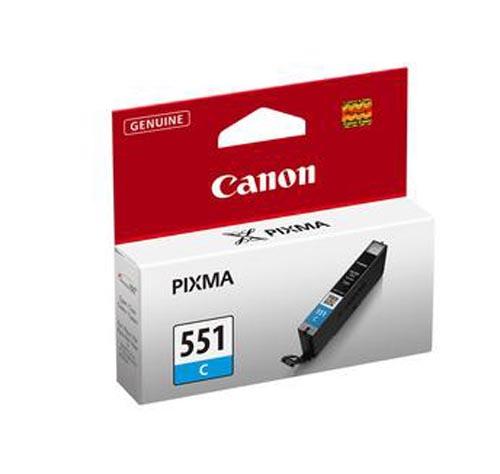 Original  Tintenpatrone cyan Canon Pixma MX 725