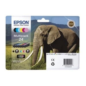 Original  Multipack Tinte 6-farbig Epson Expression Photo XP-950 8715946519227