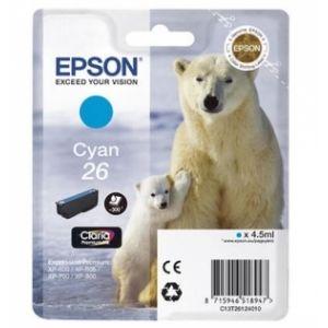 Original  Tintenpatrone cyan Epson Expression Premium XP-700