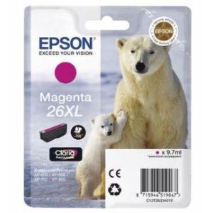 Original  Tintenpatrone XL magenta Epson Expression Premium XP-700
