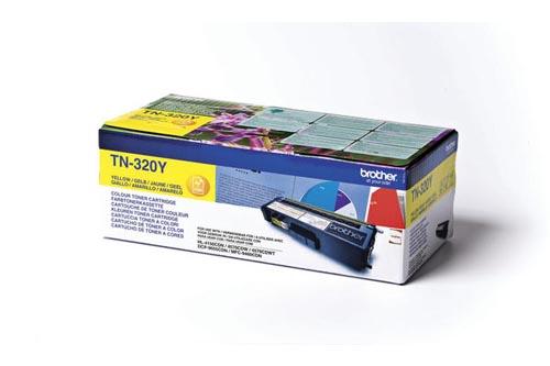 Original  Tonerpatrone gelb Brother HL-4150 CDN