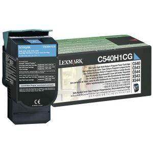 Original  Tonerpatrone schwarz Lexmark C 544 DN 0734646083454