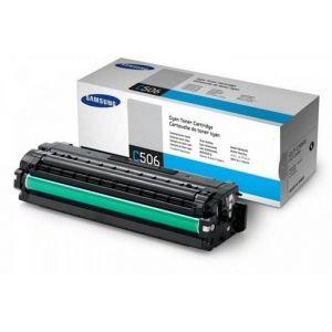 Original  Tonerpatrone cyan Samsung CLP-680 Series 8806085031791