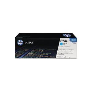 Original  Tonerpatrone cyan HP Color LaserJet CM 6040 MFP 0882780459120