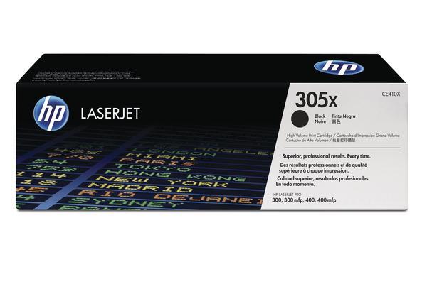 Original  HY Tonerpatrone schwarz HP LaserJet Pro 400 color M 451 dn