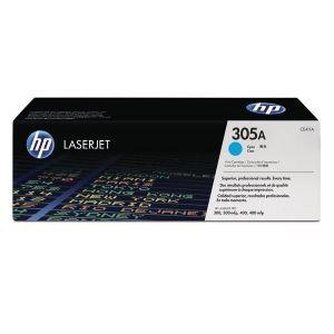 Original  Tonerpatrone cyan HP LaserJet Pro 400 color M 451 dn 0884962772362
