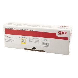 Original  Tonerpatrone gelb OKI C 610 DN 5031713045830