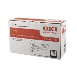 Original  Trommeleinheit schwarz OKI C 610 DN 5031713045946