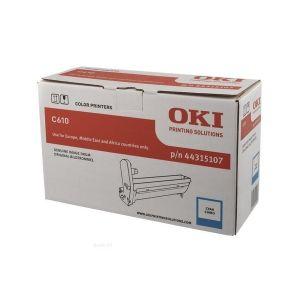 Original  Trommeleinheit cyan OKI C 610 DN 5031713045939