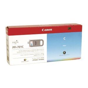 Original  Tintenpatrone cyan Canon imagePROGRAF IPF 9000 4960999631592