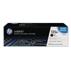 Original 2  Tonerpatronen schwarz HP Color LaserJet CP 1515 N 0808736839174