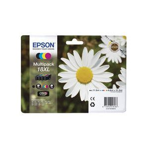 Original  Multipack Tinte XL BKCMY Epson Expression Home XP-302 8715946518183