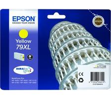 Original  Tintenpatrone XL gelb Epson WorkForce Pro WF-5110 DW