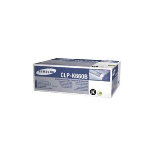 Original  Tonerpatrone XL schwarz Samsung CLP-610 ND 8808987352974