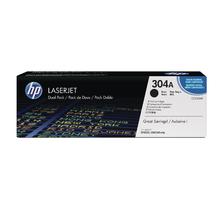 Original 2  Tonerpatronen schwarz HP Color LaserJet CP 2025 N