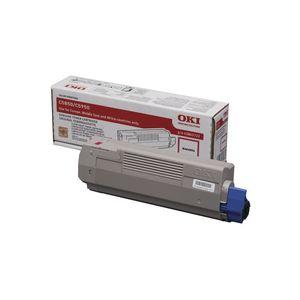Original  Tonerpatrone magenta OKI C 5850 N 5031713039860