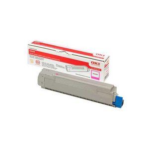 Original  Tonerpatrone magenta OKI C 8600 N 5031713037729
