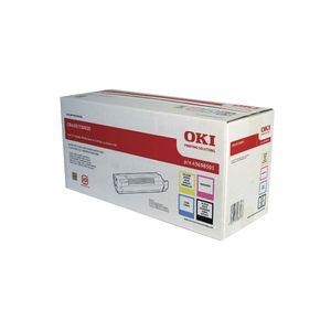 Original  Tonerpatronen Rainbow Kit CMYK OKI C 8600 N 5031713038177