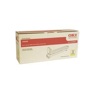 Original  Drum Unit, gelb OKI C 8600 N 5031713037637