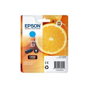 Original  Tintenpatrone cyan Epson Expression Premium XP-830 8715946600512