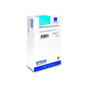 Original  Tintenpatrone cyan Epson WorkForce Pro WF-8590 DTWFC 8715946540139