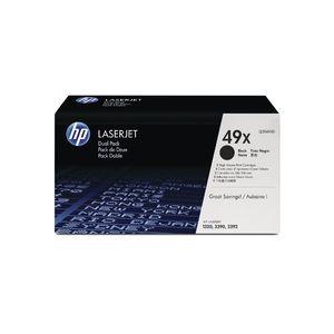Original 2  Tonerpatronen schwarz HP LaserJet 1320 0882780984912