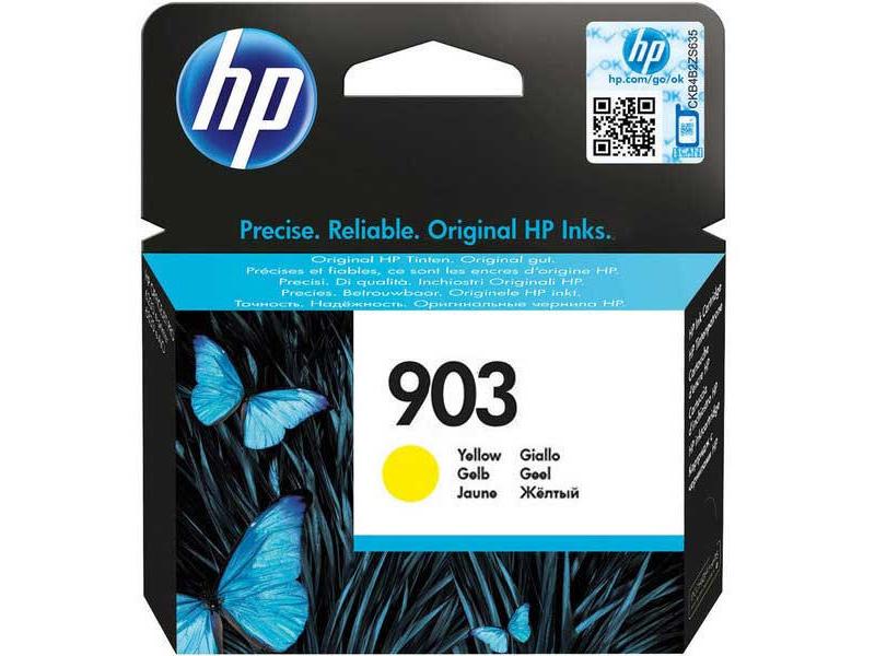 Original  Tintenpatrone gelb HP OfficeJet Pro 6975