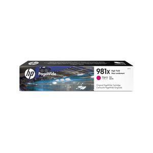 Original  Tintenpatrone magenta HP PageWide Enterprise Color Flow MFP 586 dn 0889296095262