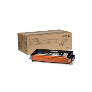 Original  Tonerpatrone cyan Xerox Phaser 6280 DN 0095205747225