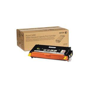 Original  Tonerpatrone gelb Xerox Phaser 6280 DN 0095205747249