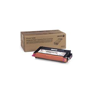 Original  Tonerpatrone magenta Xerox Phaser 6280 DN 0095205747270