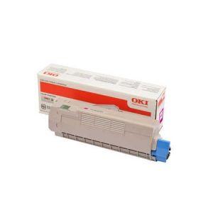 Original  Tonerpatrone magenta OKI C 612 N 5031713068389