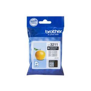 Original  Tintenpatrone schwarz Brother MFCJ 491 DW 4977766775748