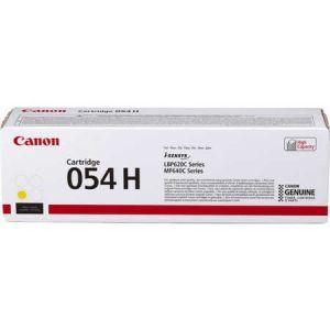 Original  Tonerpatrone yellow Canon iSENSYS MF 642 Cdw 4549292124484