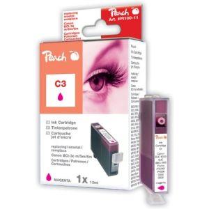 Peach  Tintenpatrone magenta kompatibel zu Canon BJC 8200 7640106491116