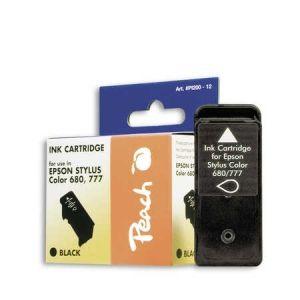 Peach  Tintenpatrone schwarz kompatibel zu Epson Stylus Color 680 7640106492120