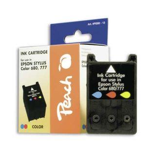 Peach  Tintenpatrone color kompatibel zu Epson Stylus Color 680 7640106492137